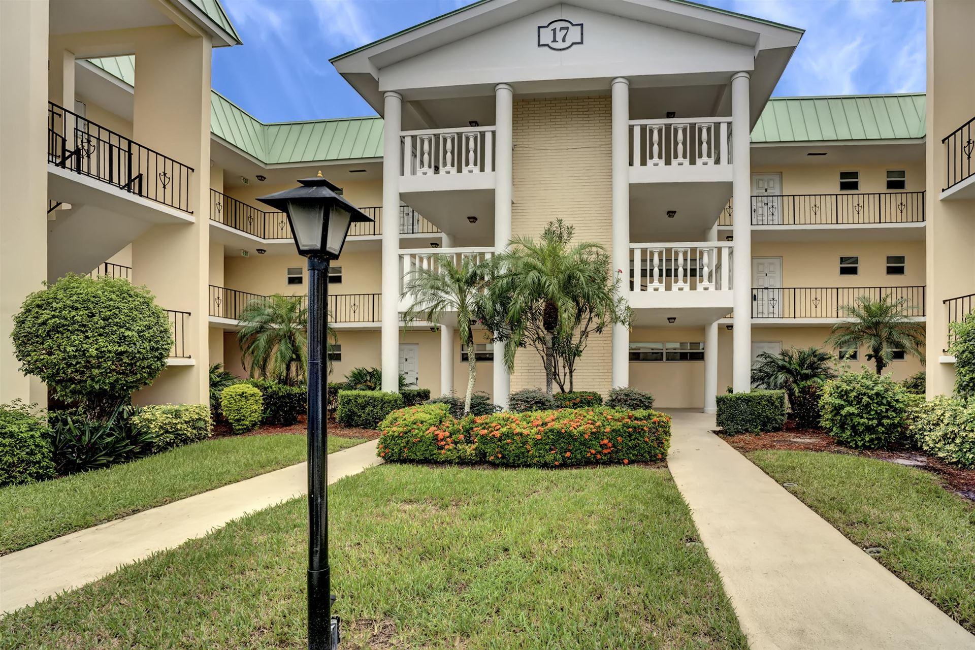 17 Colonial Club Drive #300, Boynton Beach, FL 33435 - #: RX-10665424
