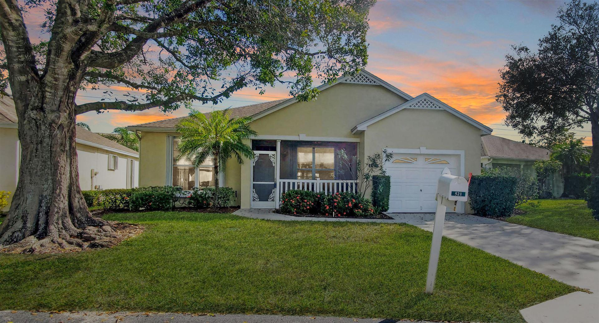 521 NW Portofino Lane, Port Saint Lucie, FL 34986 - #: RX-10680425