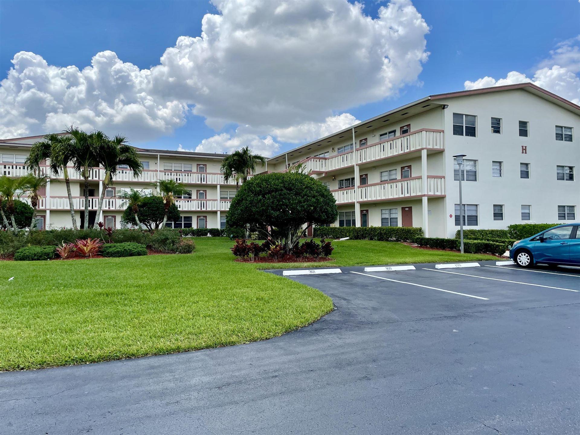 296 Preston H, Boca Raton, FL 33434 - MLS#: RX-10712425