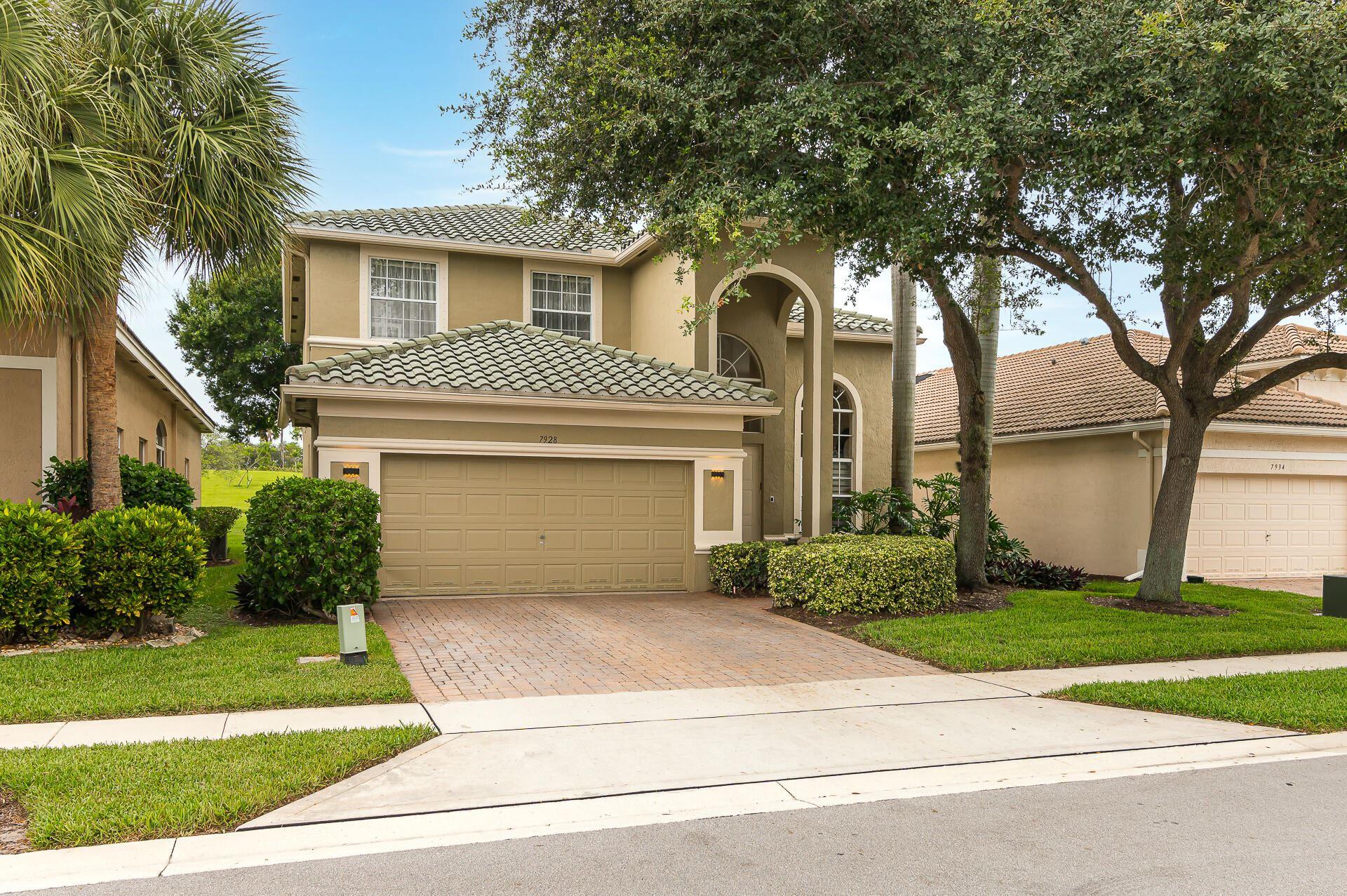 7928 Monarch Court, Delray Beach, FL 33446 - #: RX-10730425