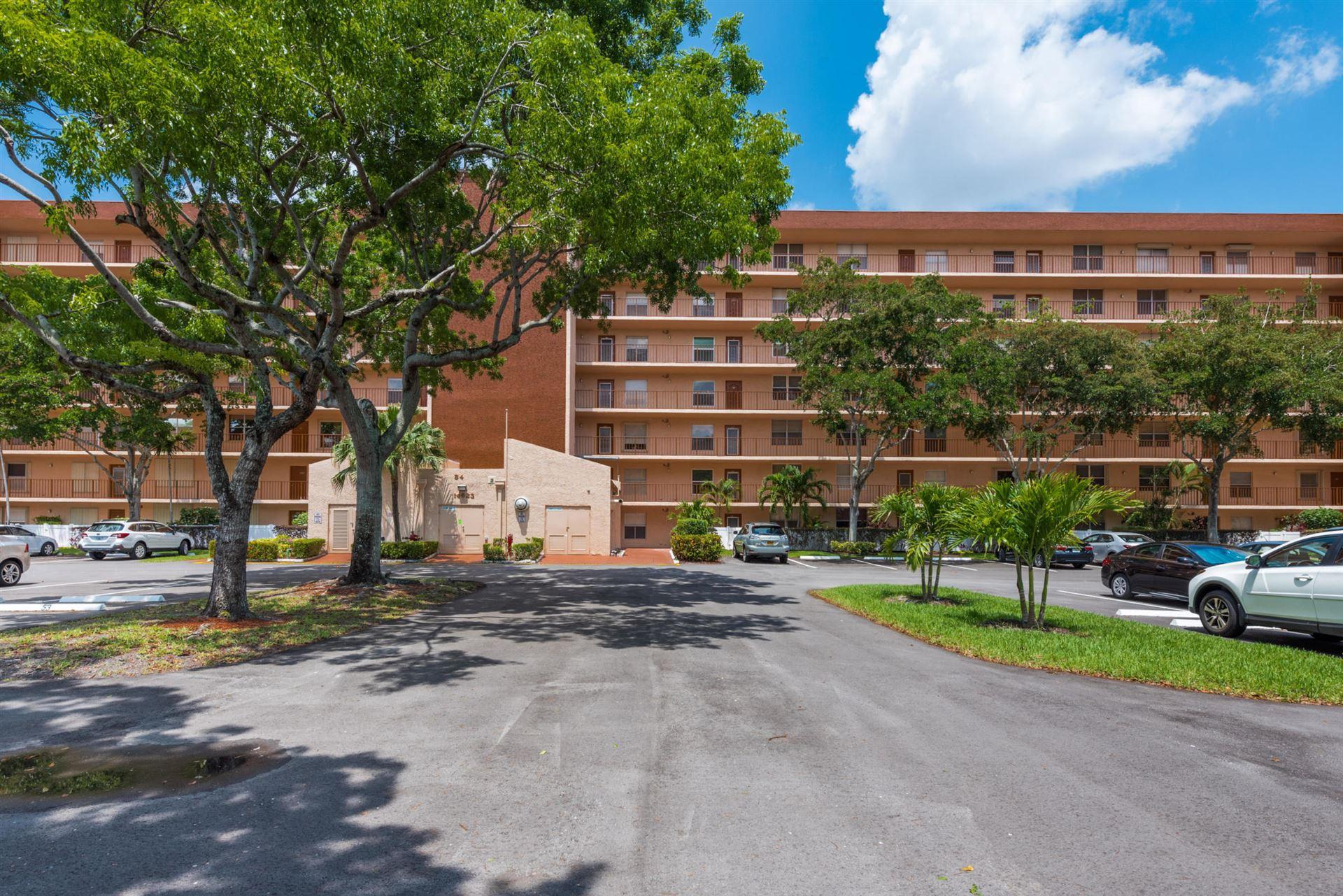 14623 Bonaire Boulevard #709, Delray Beach, FL 33446 - #: RX-10743425