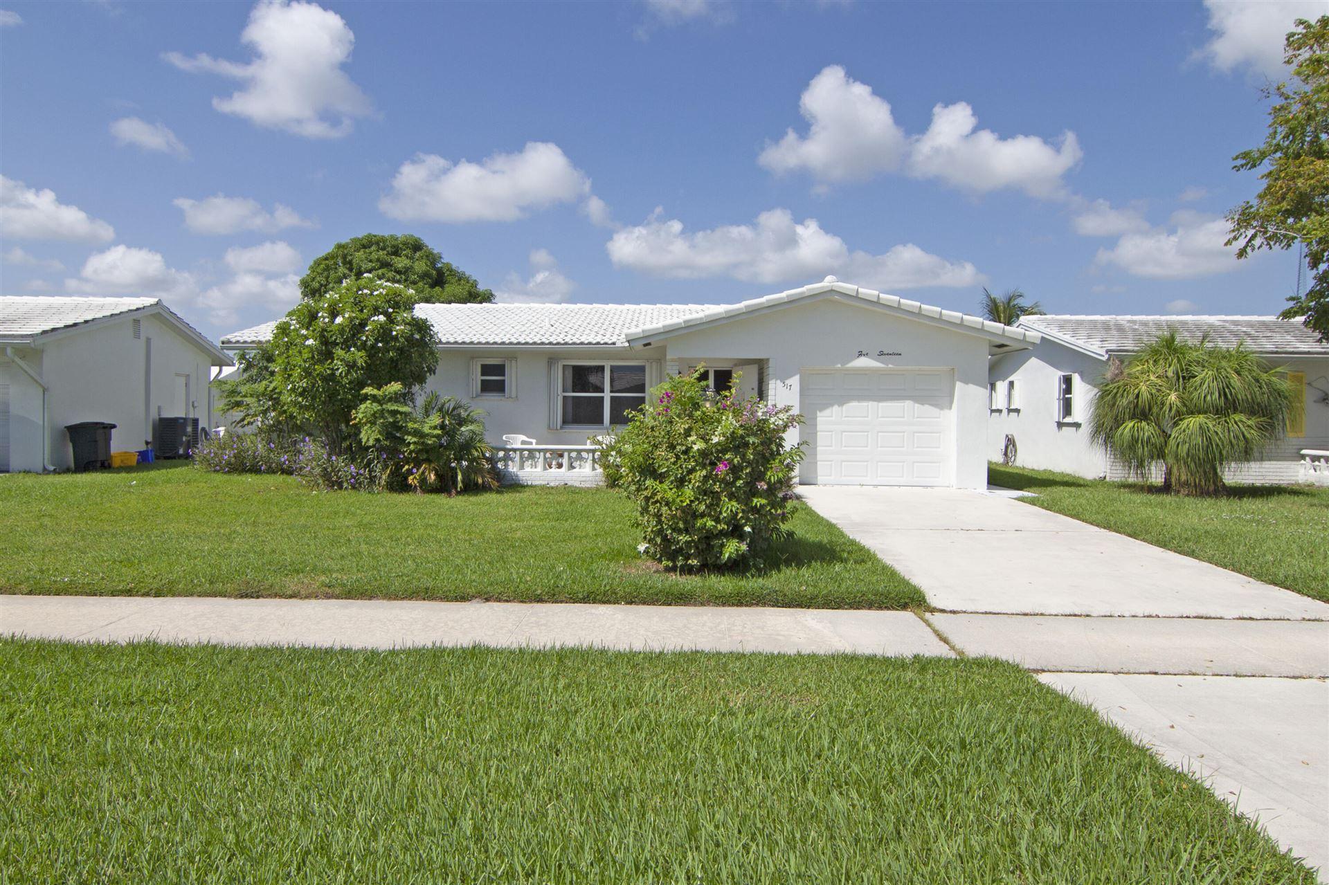 517 SW 18 Street, Boynton Beach, FL 33426 - MLS#: RX-10745425
