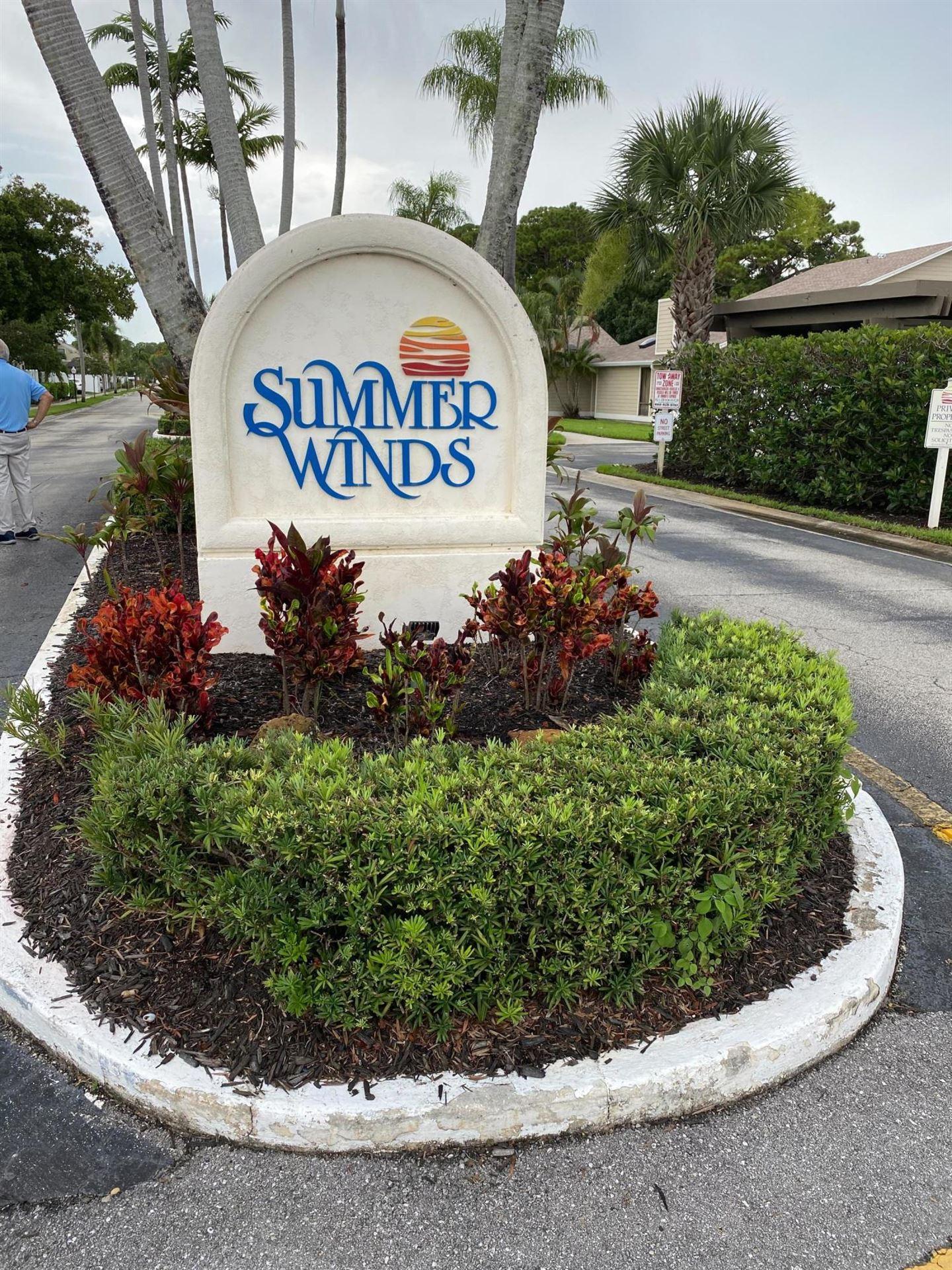 1002 Summer Winds Lane, Jupiter, FL 33458 - MLS#: RX-10728426
