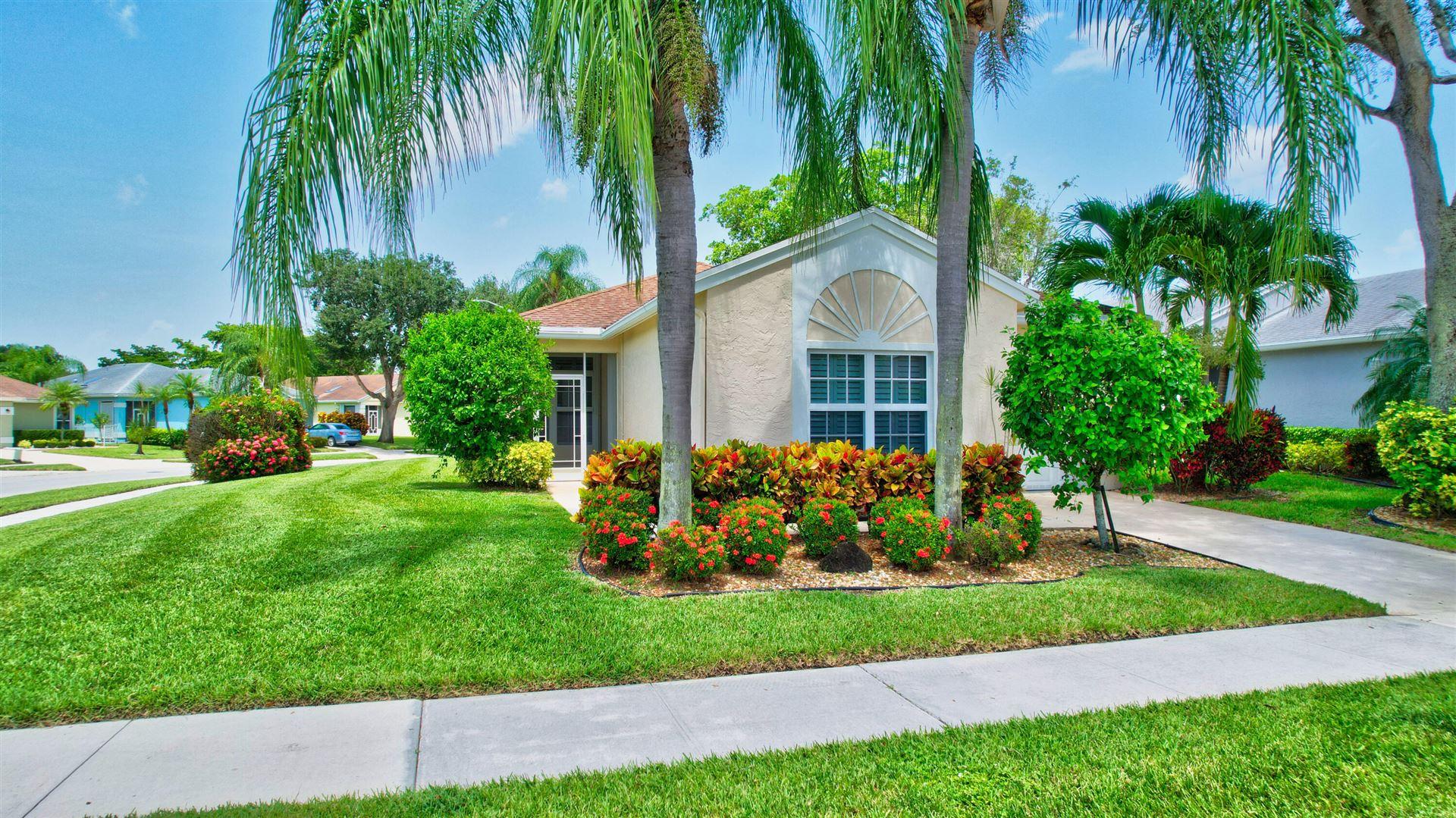 7629 Mansfield Hollow Road, Delray Beach, FL 33446 - MLS#: RX-10743426
