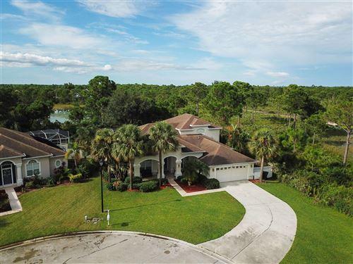 Photo of 325 NW Dewburry Terrace, Jensen Beach, FL 34957 (MLS # RX-10569427)