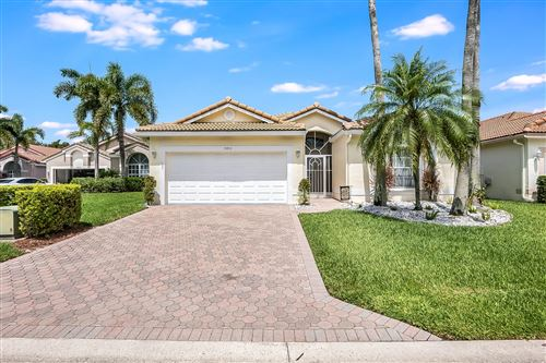 Photo of 9851 Lemonwood Drive, Boynton Beach, FL 33437 (MLS # RX-10638427)