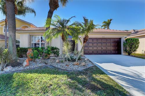 Photo of 3626 Hudson Lane, Boynton Beach, FL 33436 (MLS # RX-10585428)