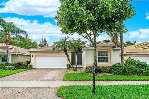 Photo of 7402 Lugano Drive, Boynton Beach, FL 33437 (MLS # RX-10603428)