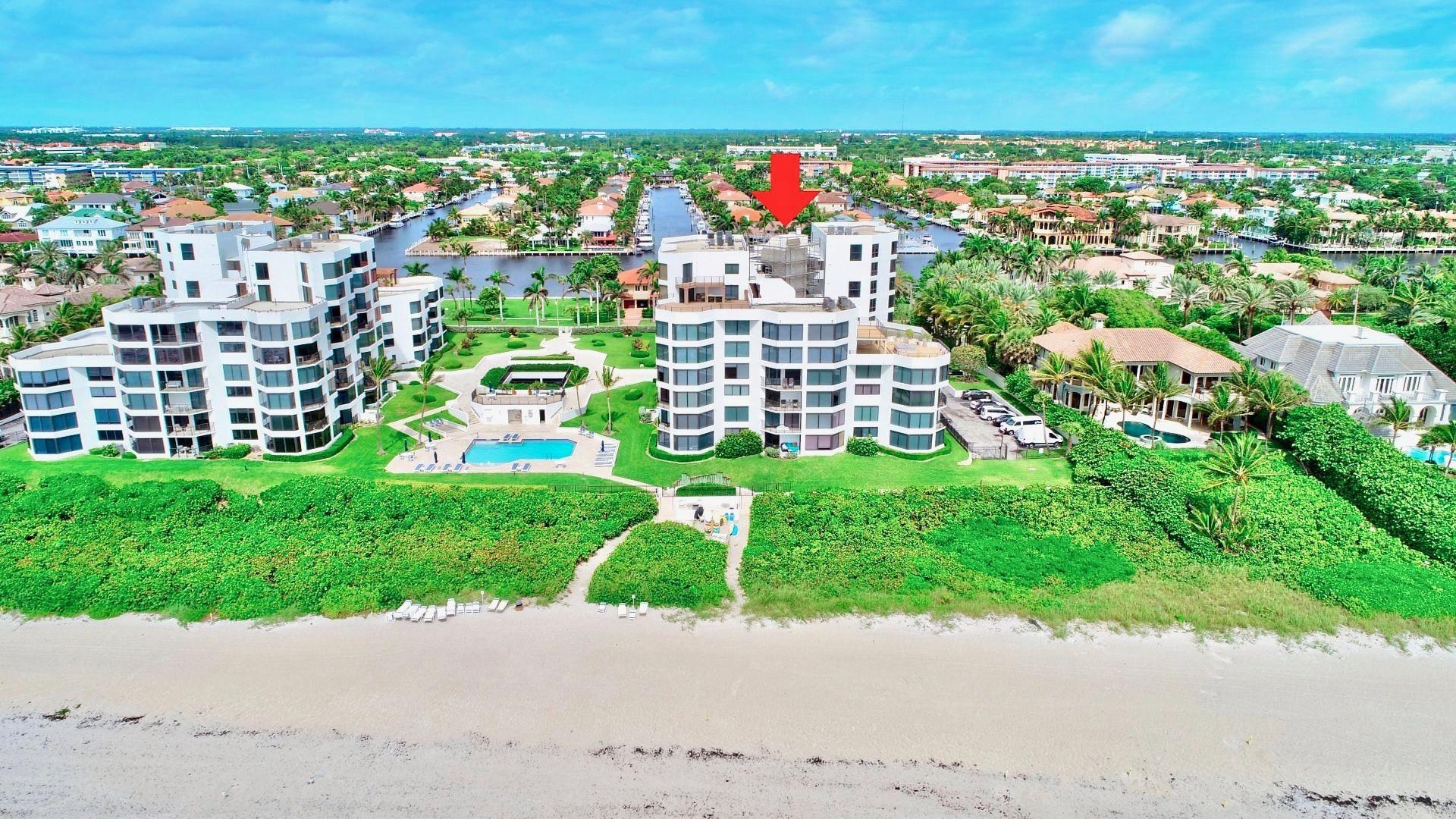 2565 S Ocean Boulevard #205n, Highland Beach, FL 33487 - #: RX-10641428