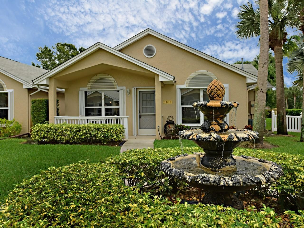 1101 NW Lombardy Drive, Port Saint Lucie, FL 34986 - #: RX-10665428