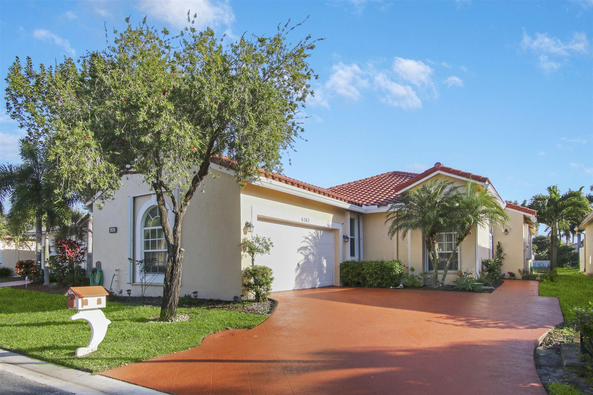 6382 Hamilton Court, Boynton Beach, FL 33437 - #: RX-10703428
