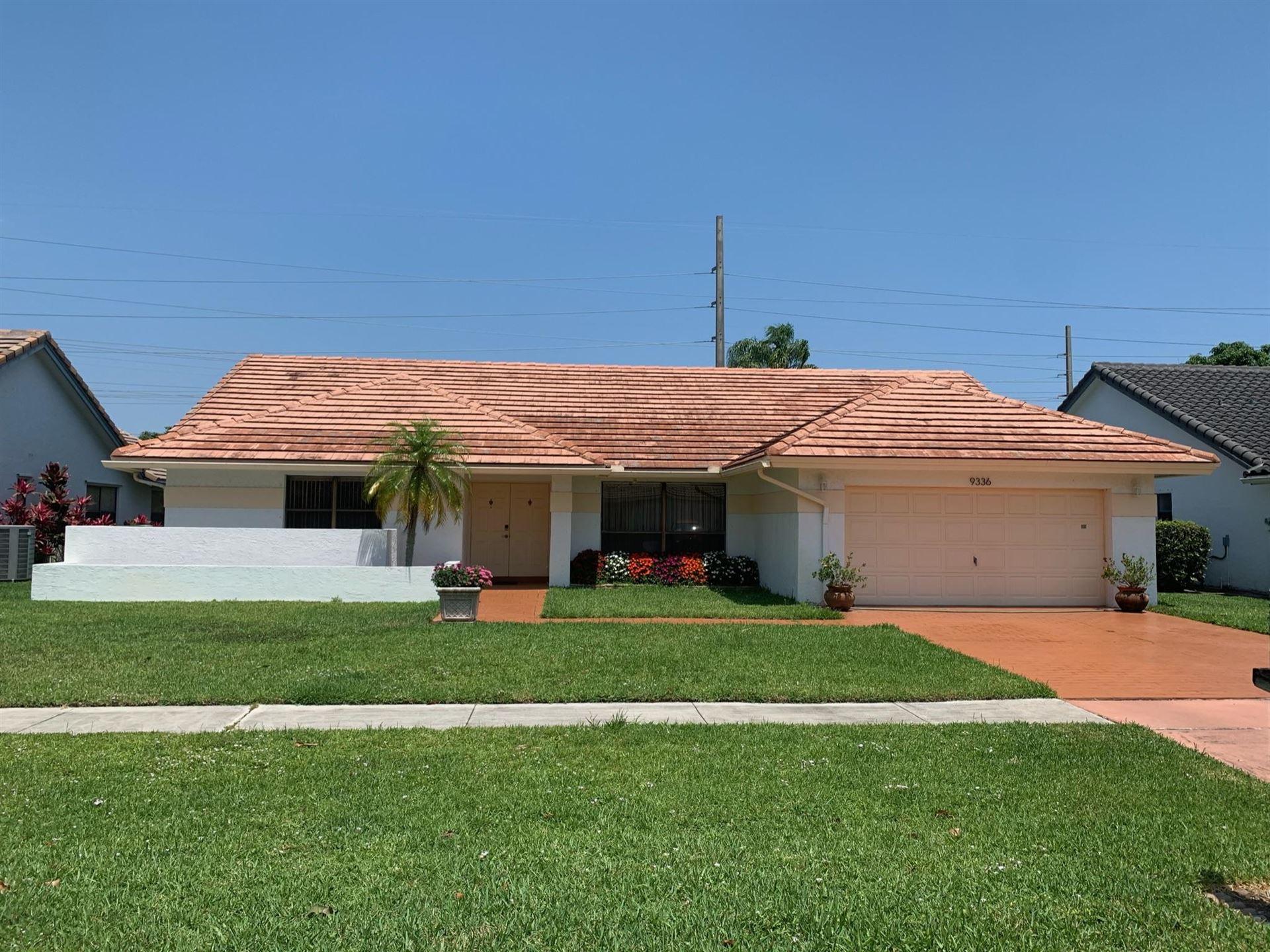 9336 Sun Pointe Drive, Boynton Beach, FL 33437 - MLS#: RX-10710428