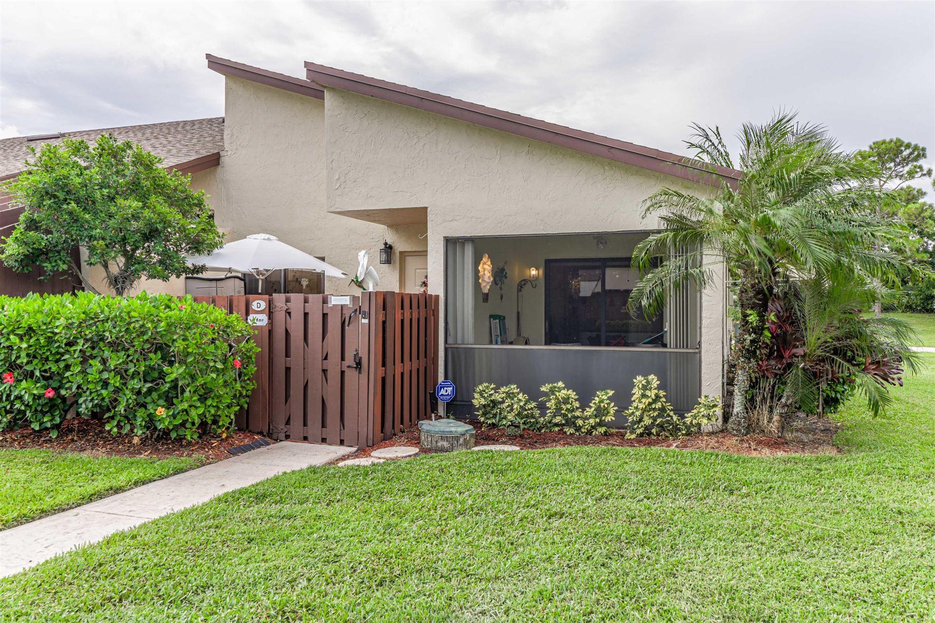5101 Nesting Way #D, Delray Beach, FL 33484 - MLS#: RX-10738428