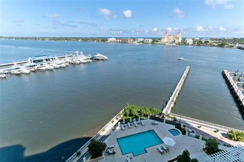 Photo of 622 N Flagler Drive #701, West Palm Beach, FL 33401 (MLS # RX-10574429)