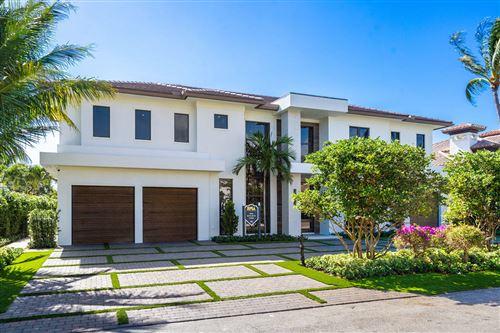 Photo of 1220 Thatch Palm Drive, Boca Raton, FL 33432 (MLS # RX-10575429)
