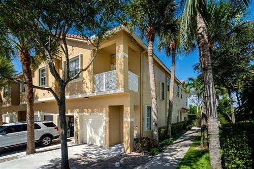 Tiny photo for 152 Village Boulevard #J, Tequesta, FL 33469 (MLS # RX-10739429)