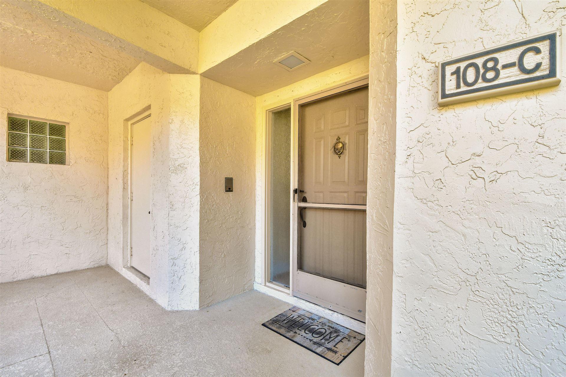 Photo of 10411 SE Terrapin Place #C-108, Tequesta, FL 33469 (MLS # RX-10714429)