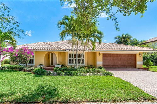 Photo of 2656 NW 27th Terrace, Boca Raton, FL 33434 (MLS # RX-10599430)