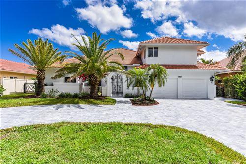 Photo of 6004 Vista Linda Lane, Boca Raton, FL 33433 (MLS # RX-10619430)