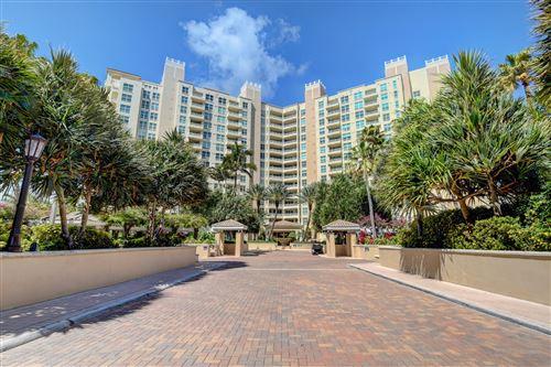 Photo of 3720 S Ocean Boulevard #1206, Highland Beach, FL 33487 (MLS # RX-10684430)