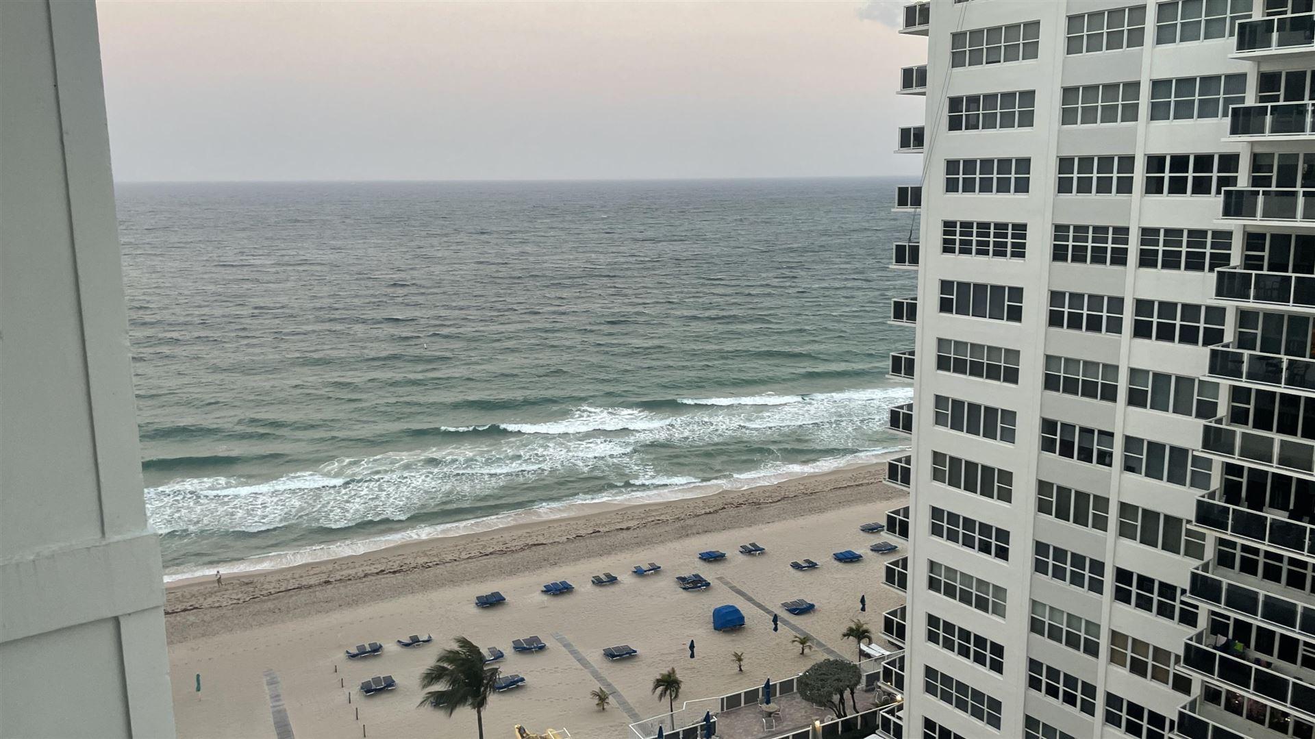 Photo of 3750 Galt Ocean Drive #1204, Fort Lauderdale, FL 33308 (MLS # RX-10703430)