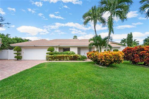 Photo of 5729 Vista Linda Lane, Boca Raton, FL 33433 (MLS # RX-10658431)