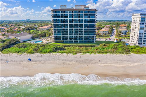 Photo of 800 Ocean Drive #1101, Juno Beach, FL 33408 (MLS # RX-10673431)