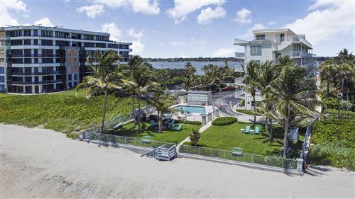 Photo of 3030 S Ocean Boulevard #105, Palm Beach, FL 33480 (MLS # RX-10731431)