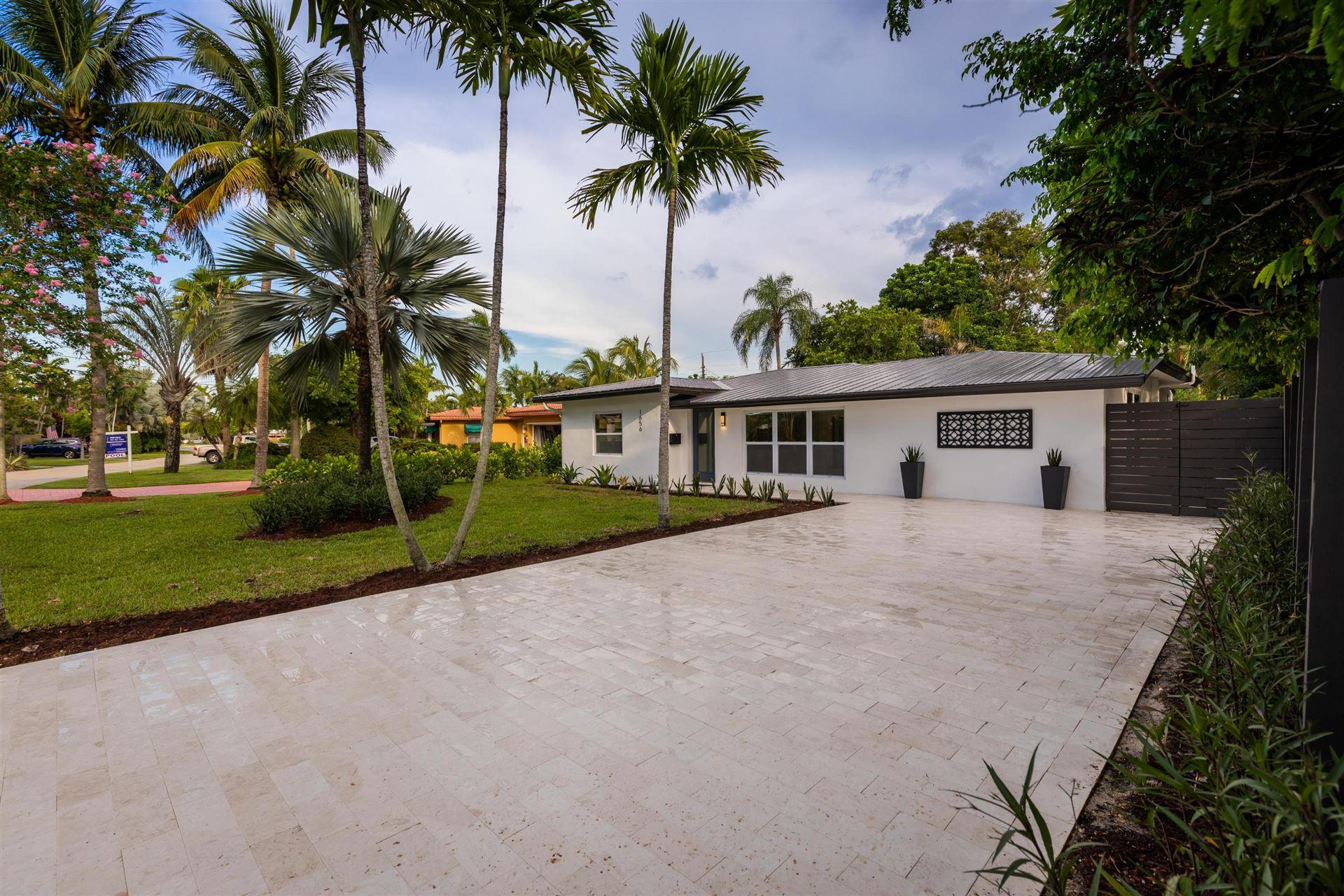 1656 Poinsettia Drive, Fort Lauderdale, FL 33305 - #: RX-10650431