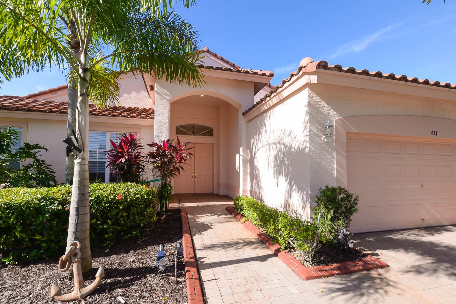 Photo of 431 NW Cool Water Court, Port Saint Lucie, FL 34986 (MLS # RX-10678431)