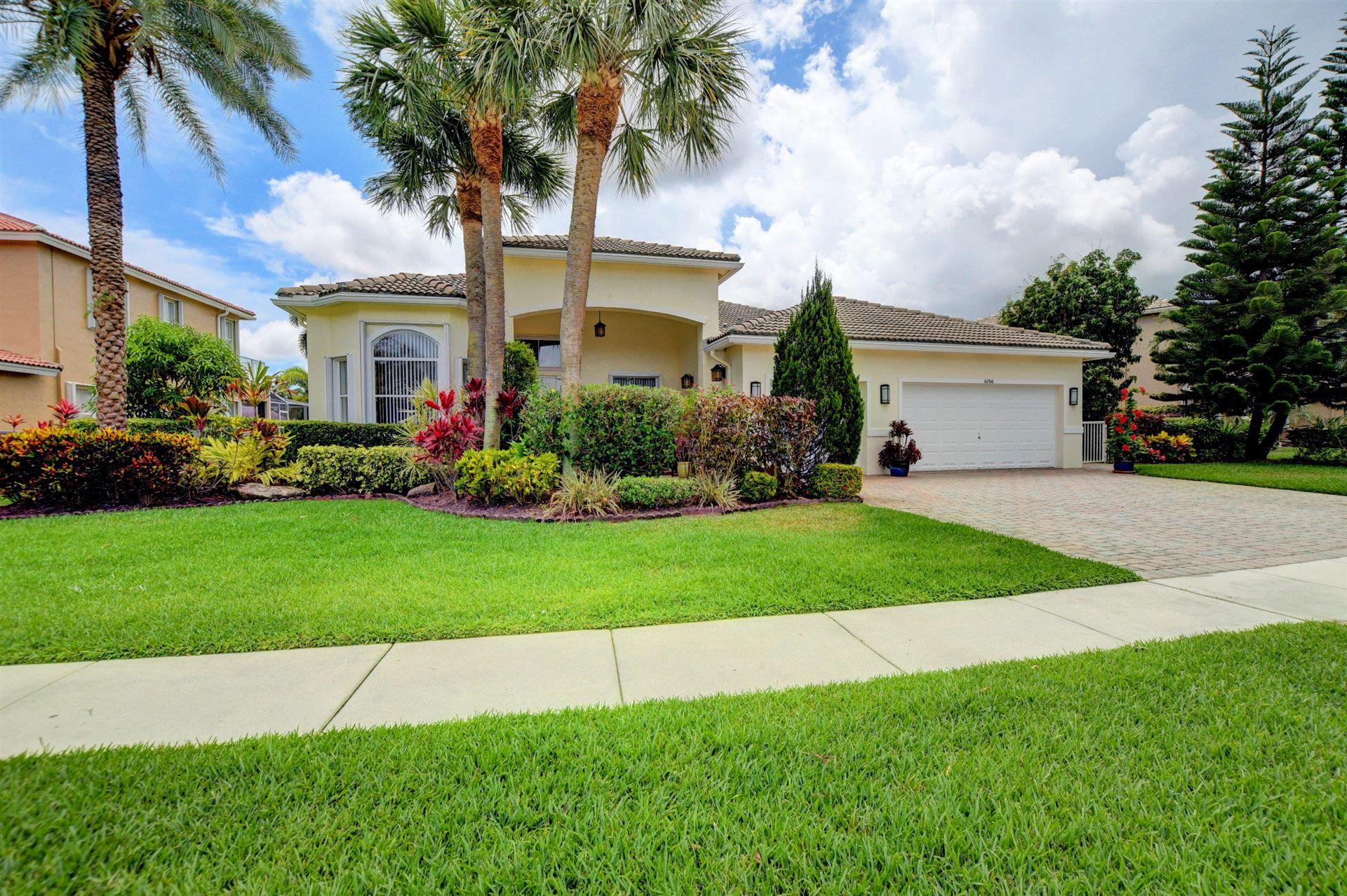 6766 Finamore Circle, Lake Worth, FL 33467 - MLS#: RX-10715431