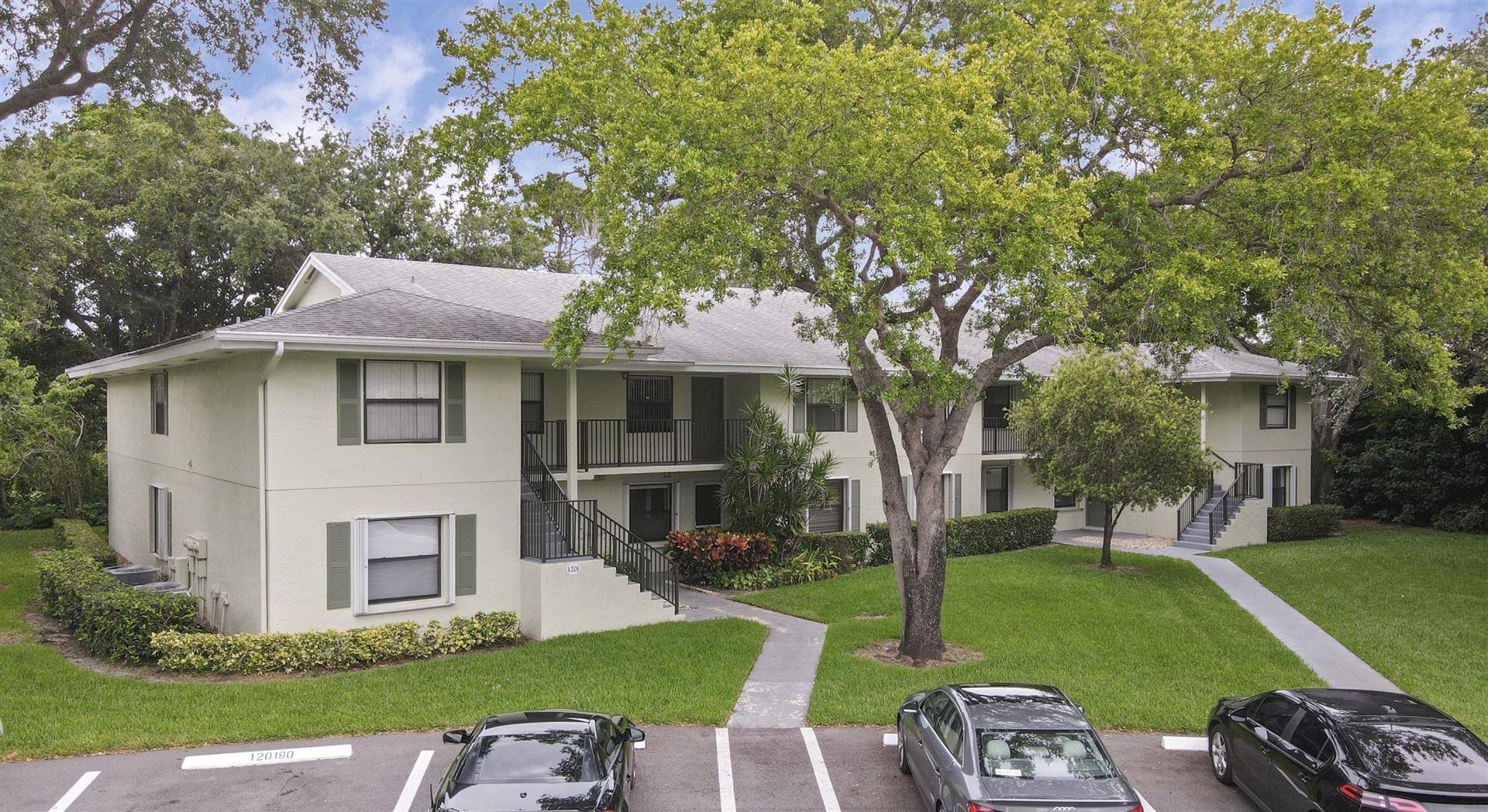 Photo of 1201 Sabal Ridge Circle #B, Palm Beach Gardens, FL 33418 (MLS # RX-10716431)
