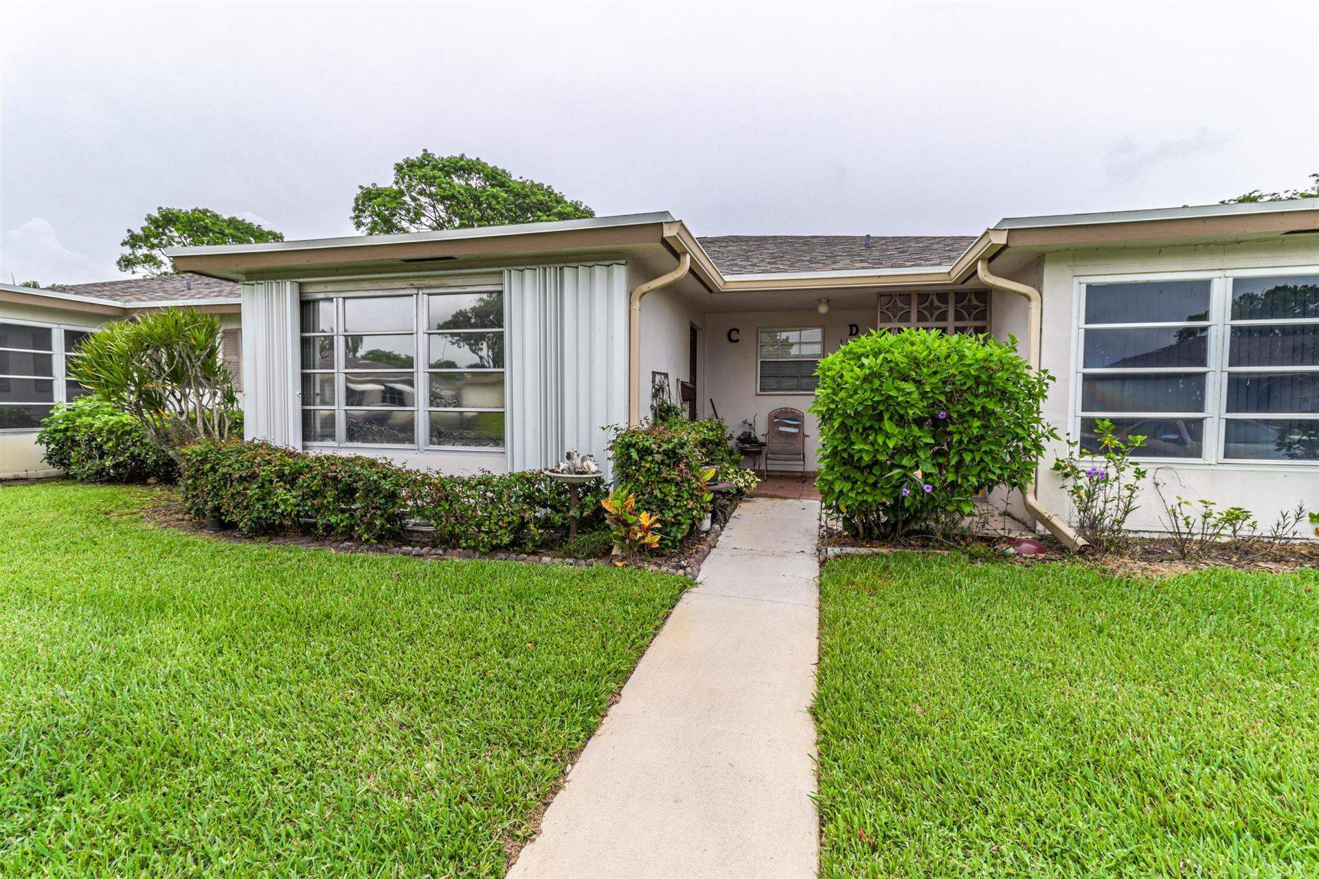 1267 High Point Place S #C, Delray Beach, FL 33445 - MLS#: RX-10729431