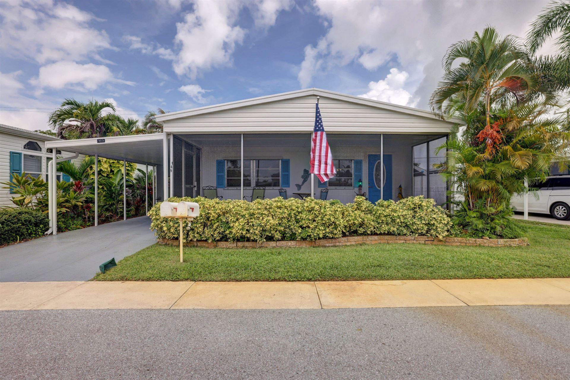 4300 SE Saint Lucie Boulevard #169, Stuart, FL 34997 - MLS#: RX-10741431