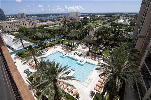 Foto de inmueble con direccion 550 Okeechobee Boulevard #1607 West Palm Beach FL 33401 con MLS RX-10626432