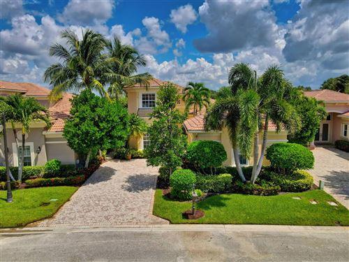 Photo of 129 Porto Vecchio Way, Palm Beach Gardens, FL 33418 (MLS # RX-10734432)