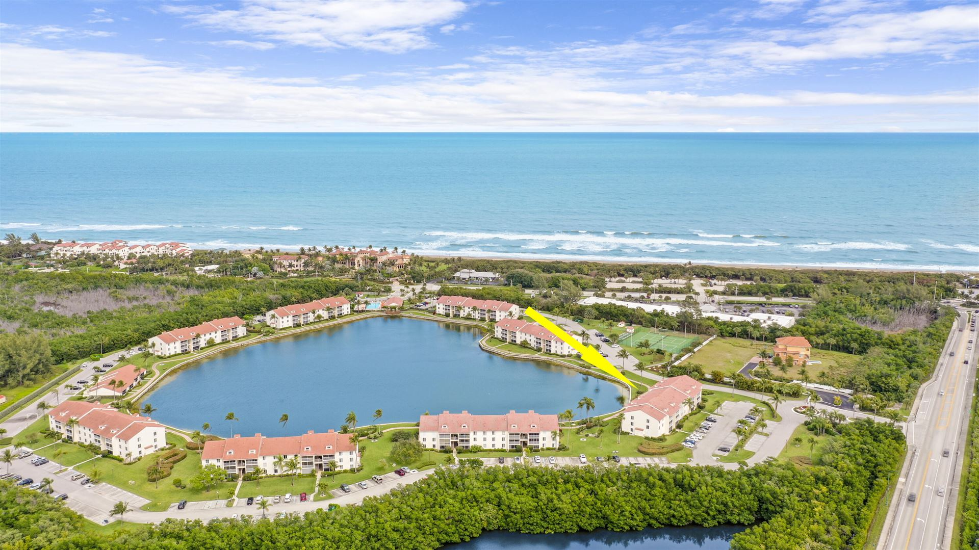 Photo of 4444 NE Ocean Boulevard #E3, Jensen Beach, FL 34957 (MLS # RX-10709432)