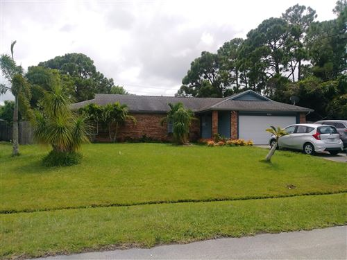 Photo of 986 SW Eureka Avenue SW, Port Saint Lucie, FL 34953 (MLS # RX-10638433)