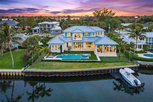 Photo of 11730 Lake Shore Place, North Palm Beach, FL 33408 (MLS # RX-10685433)