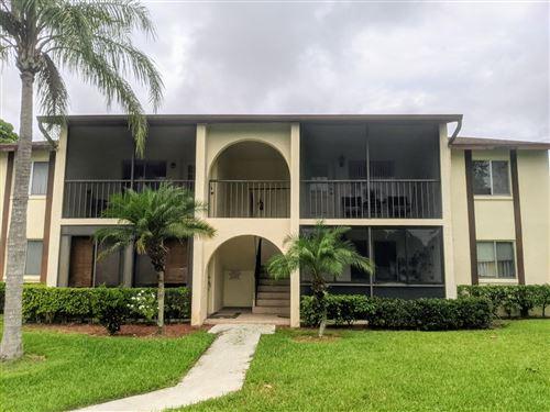 Photo of 4717 Sable Pine Circle #D2, West Palm Beach, FL 33417 (MLS # RX-10725433)