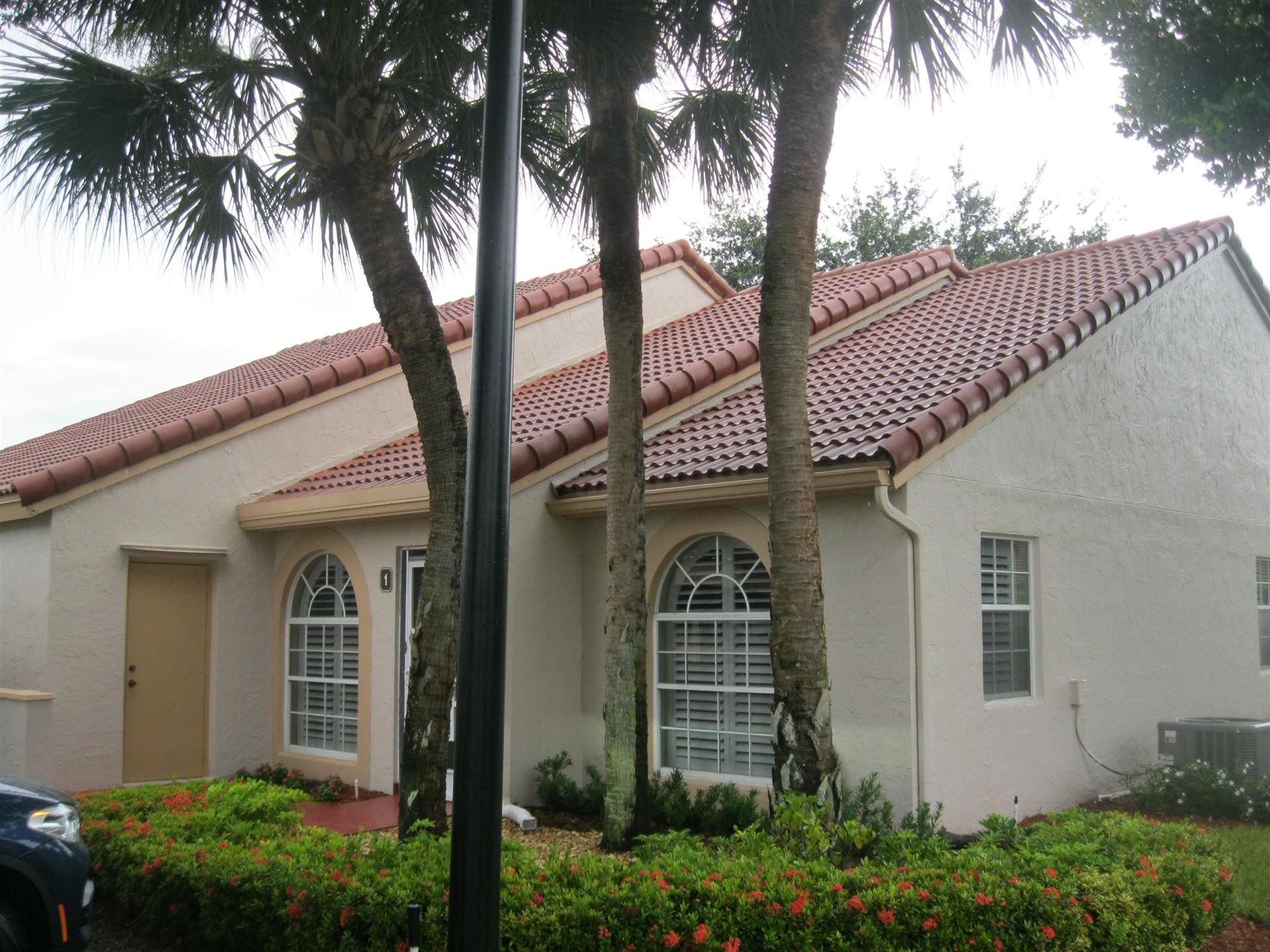 14442 Via Royale #1, Delray Beach, FL 33446 - #: RX-10637433