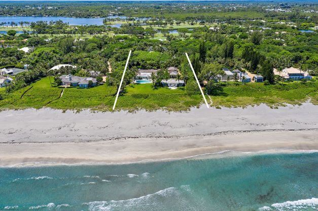 Photo of 25 S Beach Road, Hobe Sound, FL 33455 (MLS # RX-10743433)