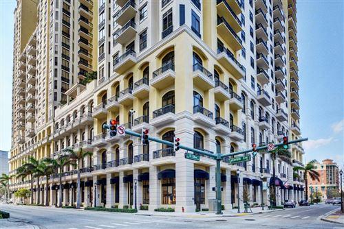 Photo of 701 S Olive Avenue #723, West Palm Beach, FL 33401 (MLS # RX-10599434)