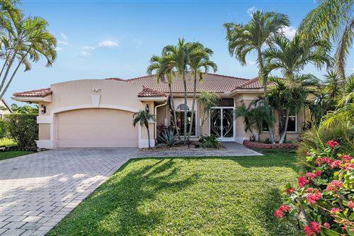 Photo of 13486 William Myers Court, Palm Beach Gardens, FL 33410 (MLS # RX-10603434)