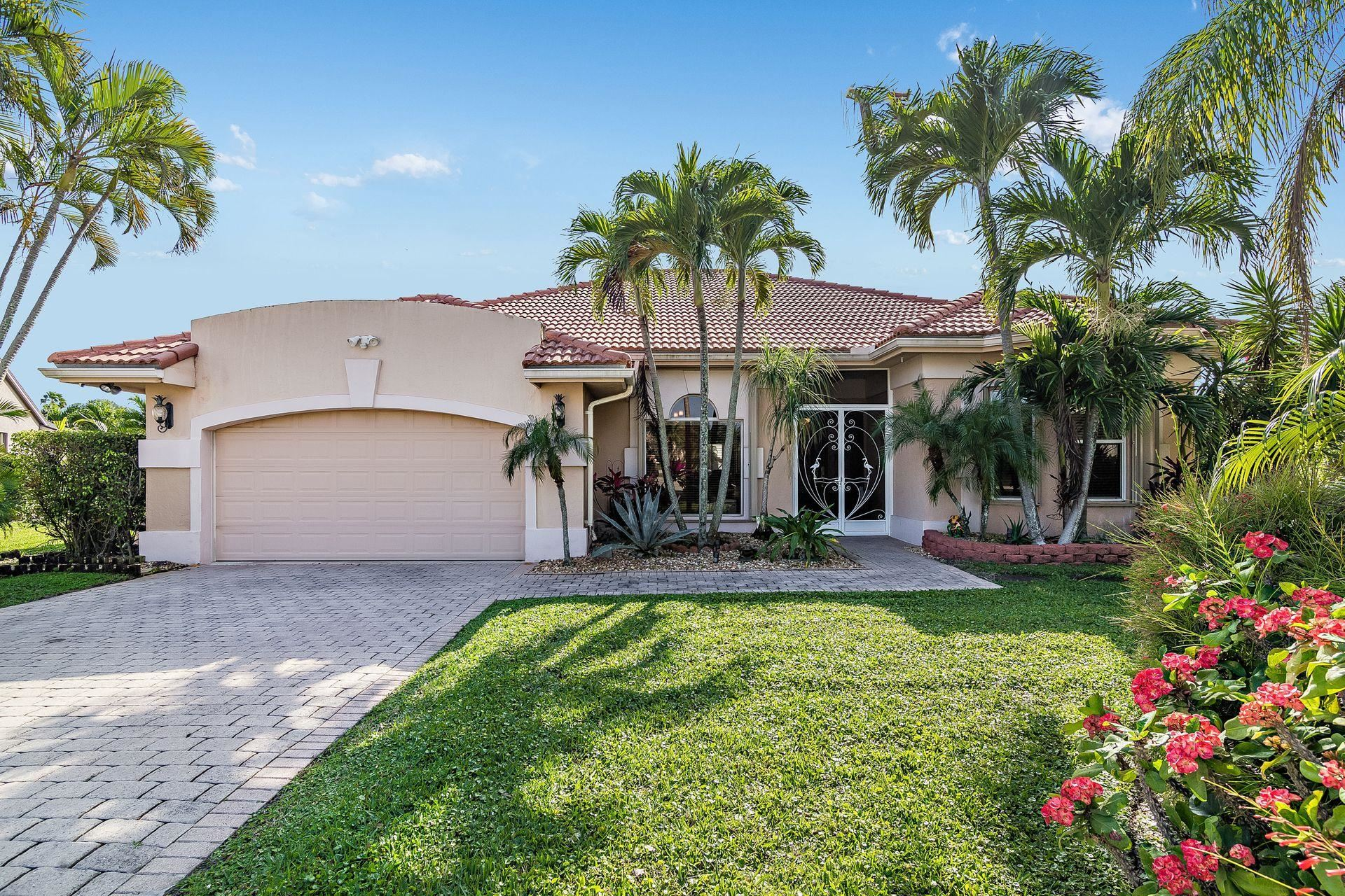 13486 William Myers Court, Palm Beach Gardens, FL 33410 - #: RX-10603434