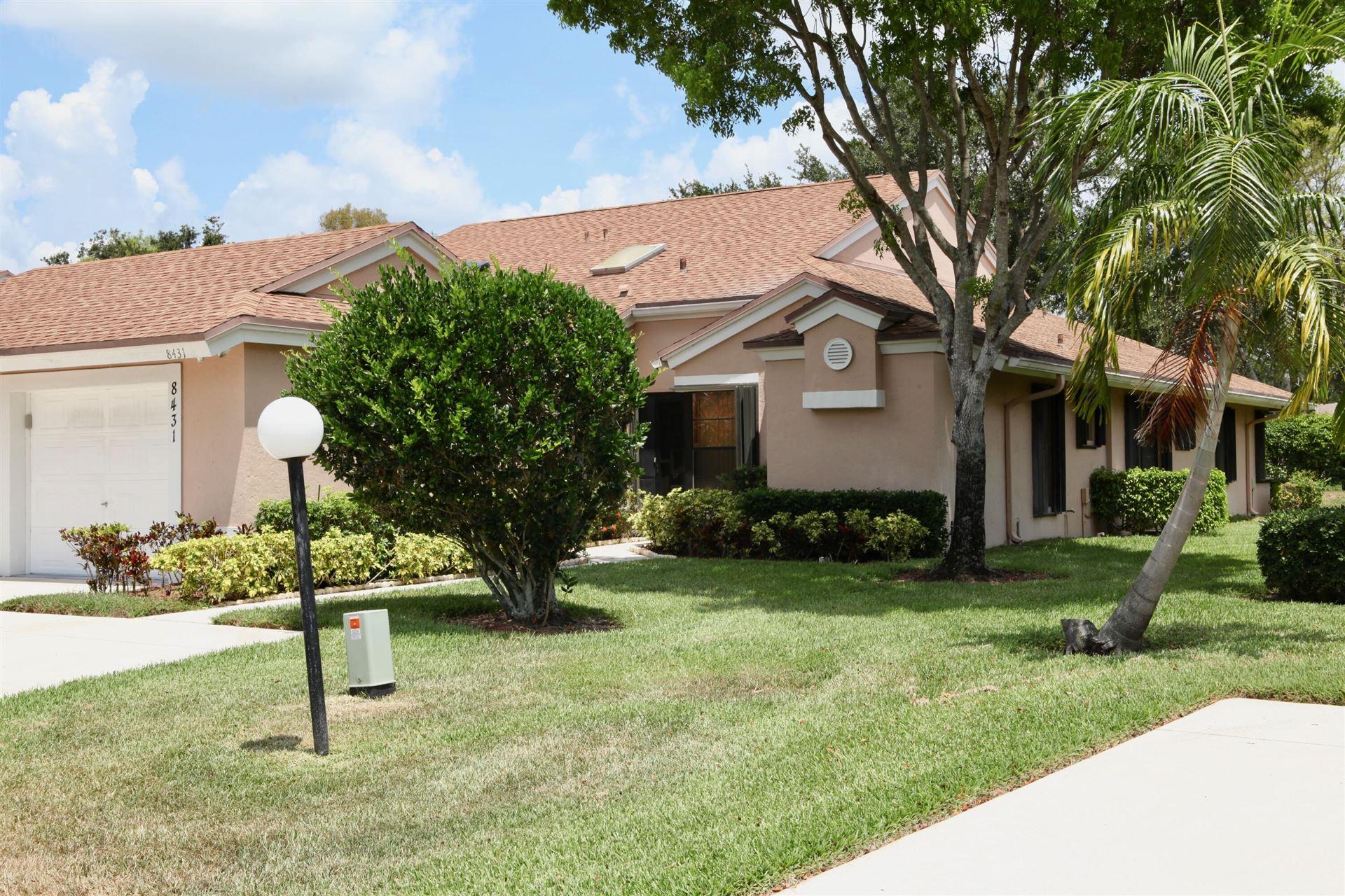 8431 Springlake Drive, Boca Raton, FL 33496 - MLS#: RX-10714434