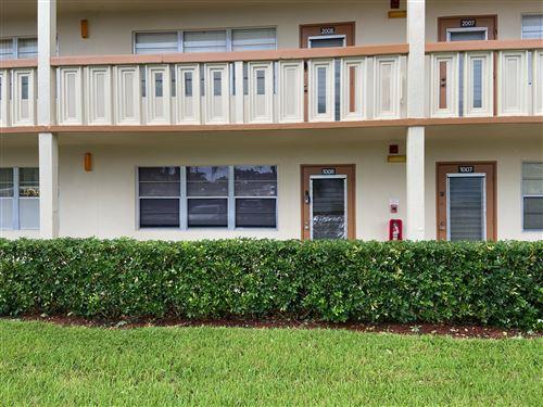 Photo of 1008 Newcastle A #1008, Boca Raton, FL 33434 (MLS # RX-10665435)