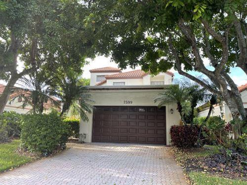 Photo of 7599 Mirabella Drive, Boca Raton, FL 33433 (MLS # RX-10739435)