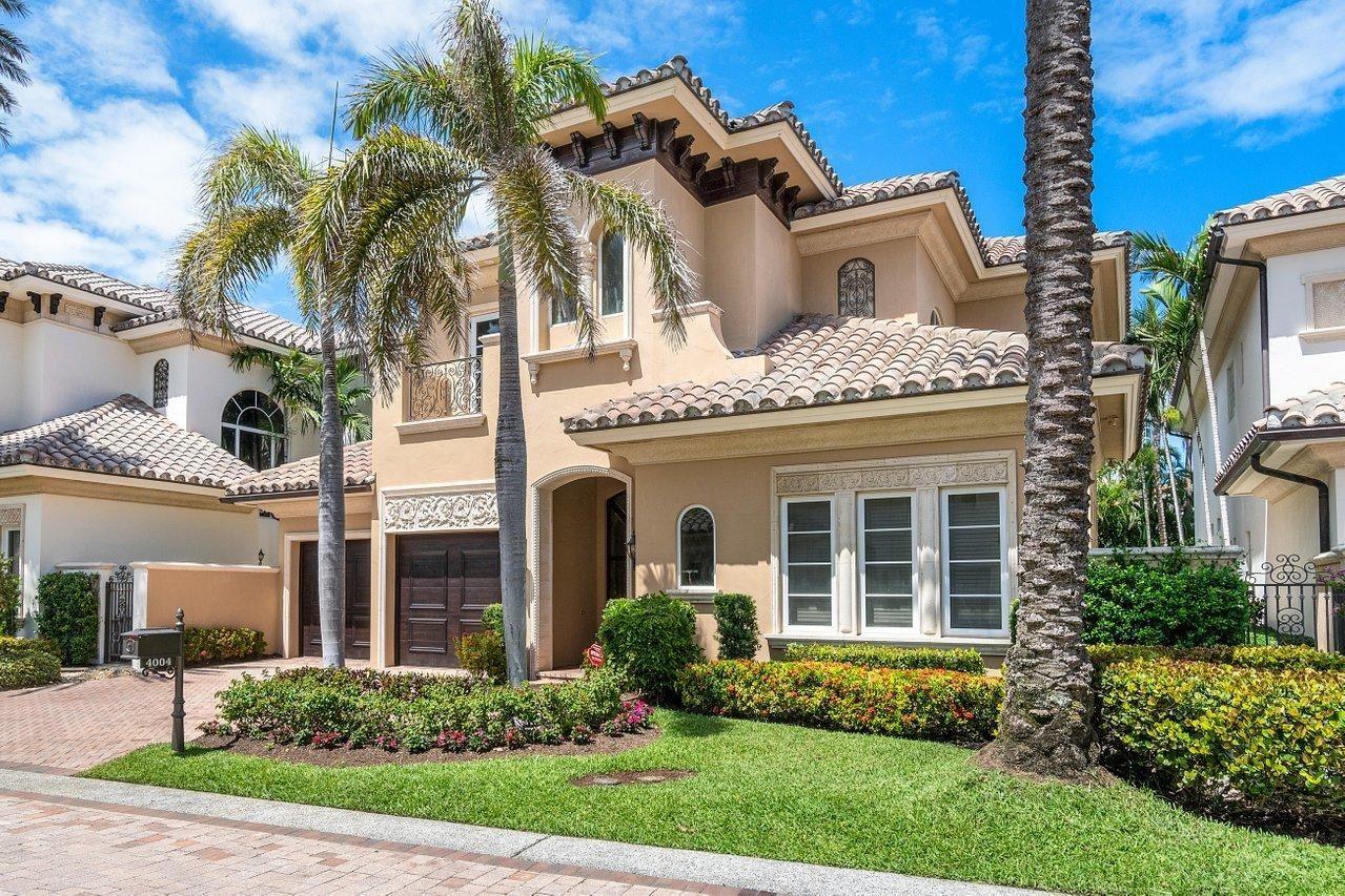 Photo of 4004 S Ocean Boulevard, Highland Beach, FL 33487 (MLS # RX-10704435)