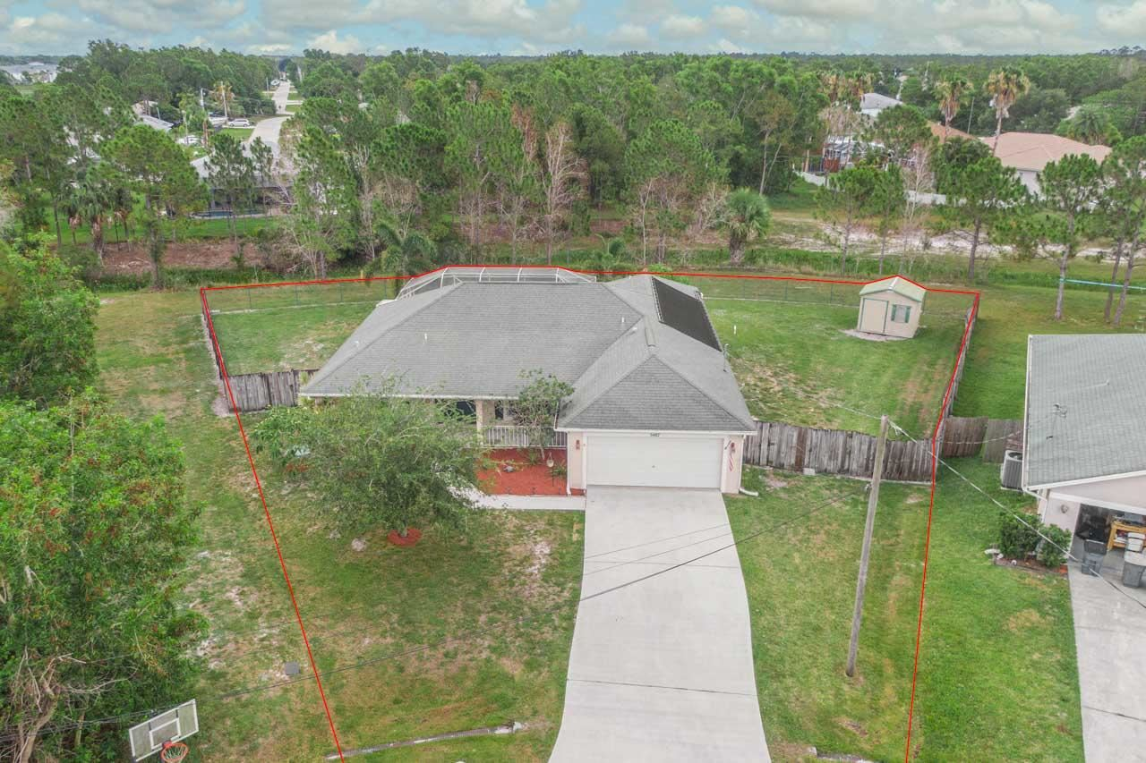 5487 NW Cambo Court, Port Saint Lucie, FL 34986 - #: RX-10723435